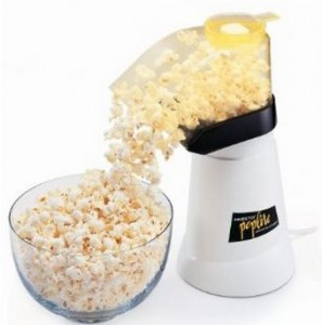presto hot air popcorn popper
