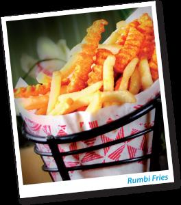 rumbi fries