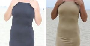 seamless shapewear undergarment