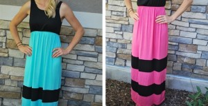 summer maxi blowout sale
