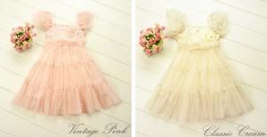 vintage fairy lace dress