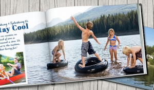 20 page custom photo books picaboo groupon deal