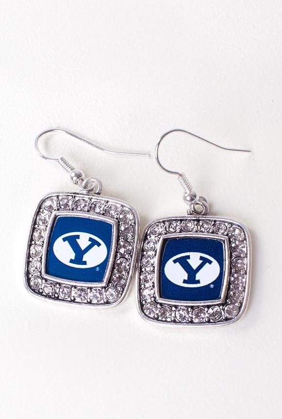 BYU Earrings