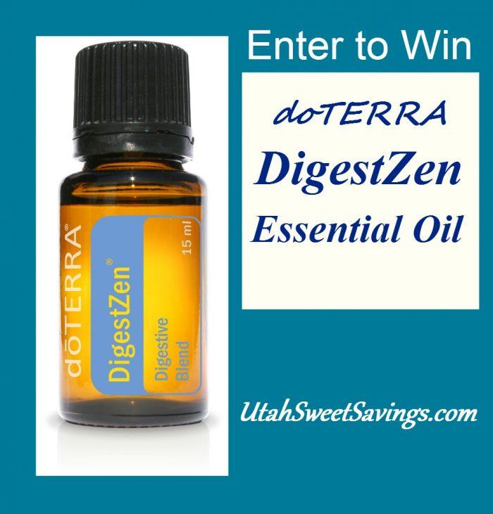 DigestZen Giveaway Giveaway:  doTERRA DigestZen Essential Oil