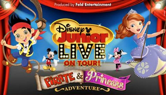 Disney Jr Live on Tour