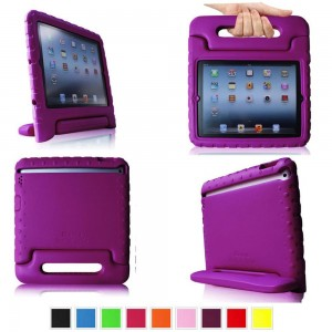 Fintie Casebot kiddie case for ipad