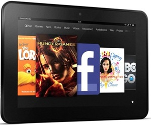 KindleFireHDTablet1 thumb Kindle Fire HD Tablet 16 GB $159 (Reg $199) with Free Shipping!