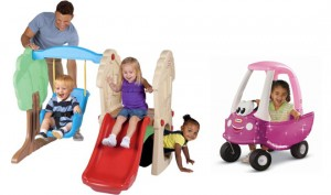 Little Tikes Plum District Deal