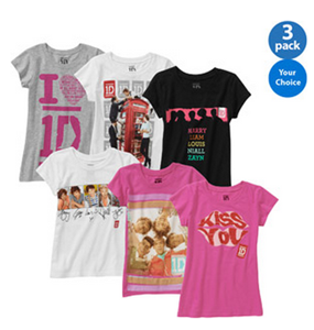 One-Direction-T-Shirts