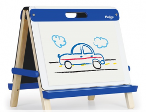 P'kolino Double Sided Tabletop Easel - 2 Colors