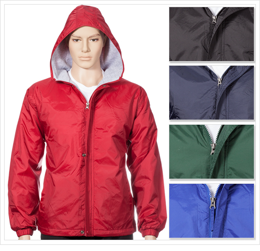 Reebok Men's Hooded Jacket