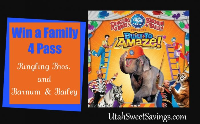 Ringling Bros Giveaway