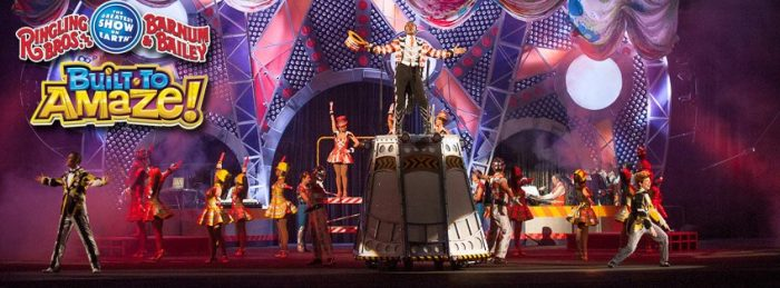 Ringling Bros and Barnum Bailey Circus Discount Tickets for Ringling Bros & Barnum & Bailey Circus!