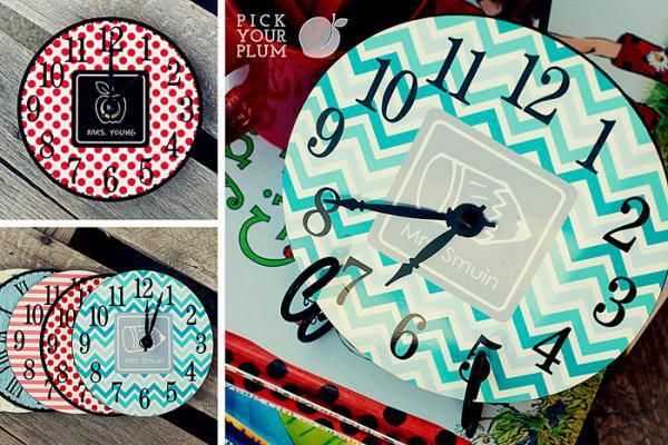 Teacher Clocks
