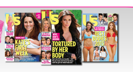 Us Weekly Freebie