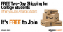 amazon student sign up