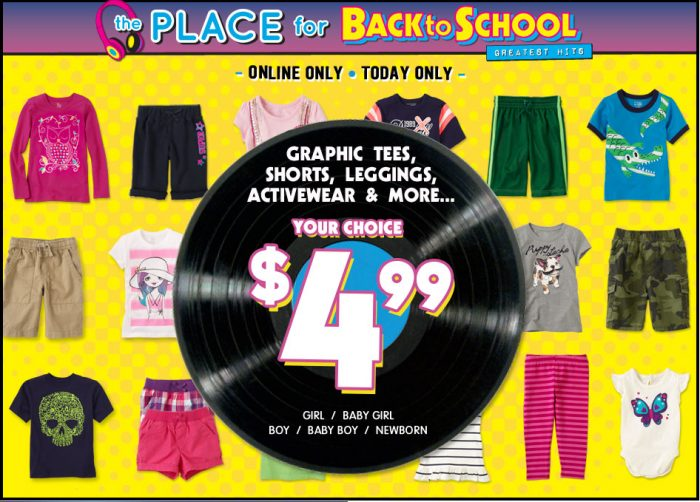 childrens place 499 sale