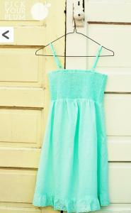 empire waist dress for girls