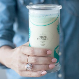 prize candle 300x300 Prize Candle! $8 Off Your First Candle!