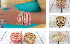 set of 7 bangles