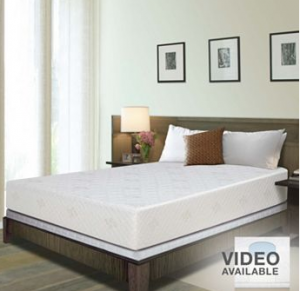 sleep innovations gel memory foam mattress