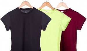3-Pack Zorrel Sedona Performance Cap Sleeve T-Shirt