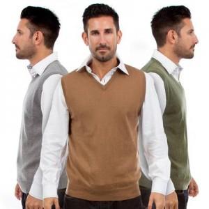 3 Pack Apokolypse Men's Sweater Vests for $26.98 Shipped! – Utah ...