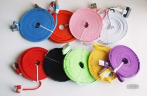 10 foot charging cable kit for iphone 4 or 5