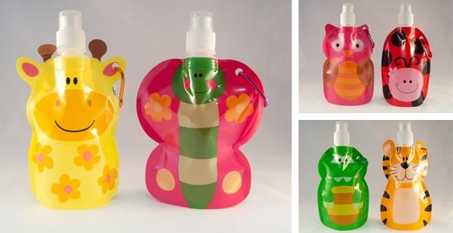 Animal Water Bottles