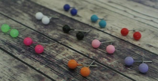 Candy Ball Earrings