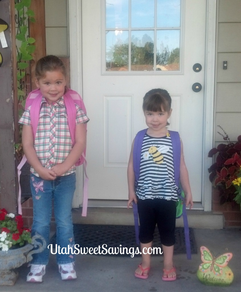 First Day of School Blog