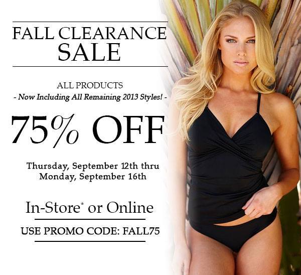 Hapari Fall Clearance
