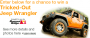 Jeep Wrangler Giveaway