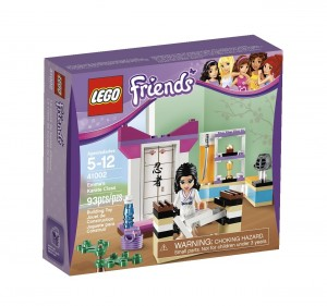 LEGO Friends Emma Karate Class 300x281 Awesome Deals on LEGO Friends Sets!!  Up to 40% Off!!