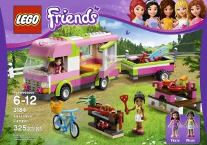 Lego Friends Camper 300x210 Awesome Deals on LEGO Friends Sets!!  Up to 40% Off!!