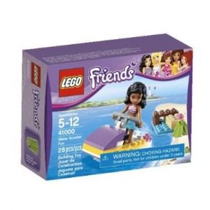 Lego Friends Water Scooter Fun 300x300 Awesome Deals on LEGO Friends Sets!!  Up to 40% Off!!
