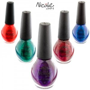 Nicole nail polish by OPI