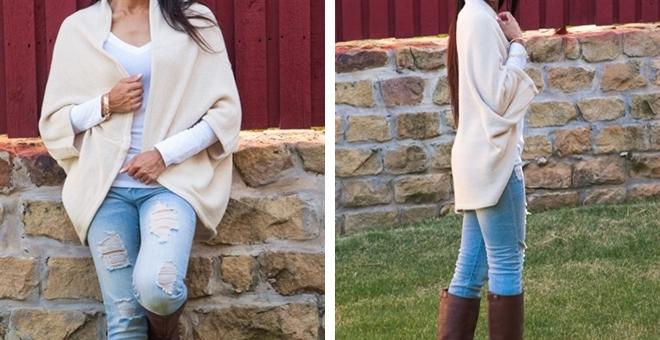 Soft and cozy fleece cardigans