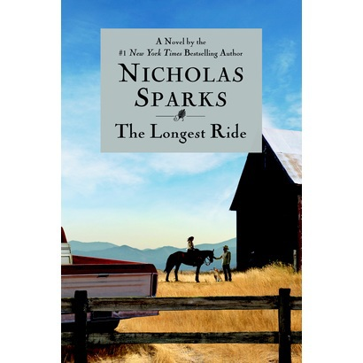 The Longest Ride by Nicholas Sparks Book