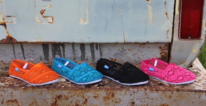 Toms Inspired Shoes