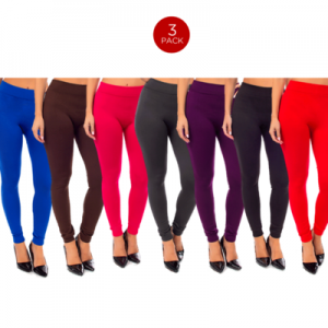10dd28d73b26a5 Fleece Lined Leggings, 3 pack for $17.98 Shipped! – Utah Sweet Savings