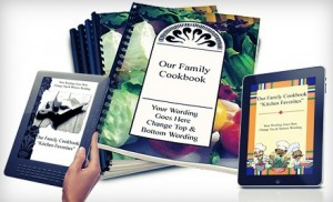 great family cookbook project
