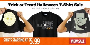 halloween tshirt sale