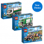 lego city vehicles set