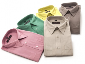 oleg cassini mens 3 pocket dress shirts