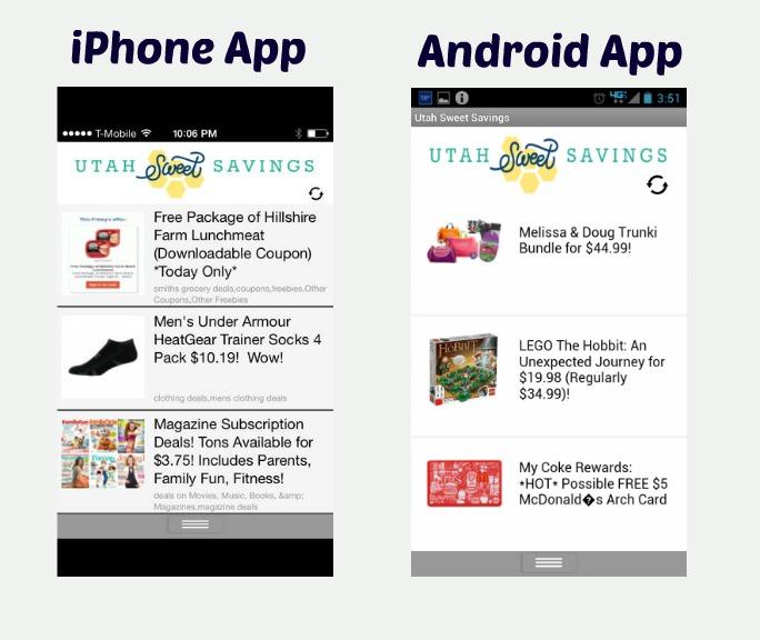 App Homepages