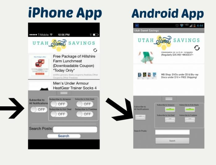 App Notifications