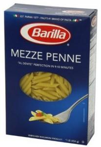 Barilla Penne Pasta