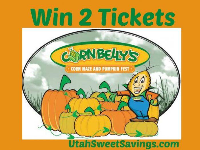Cornbellys Giveaway Giveaway:  2 Passes to Cornbellys!