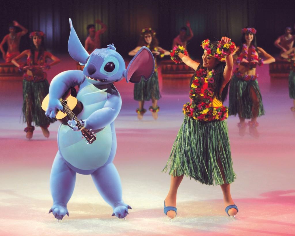 Disney on Ice Lilo and Stitch